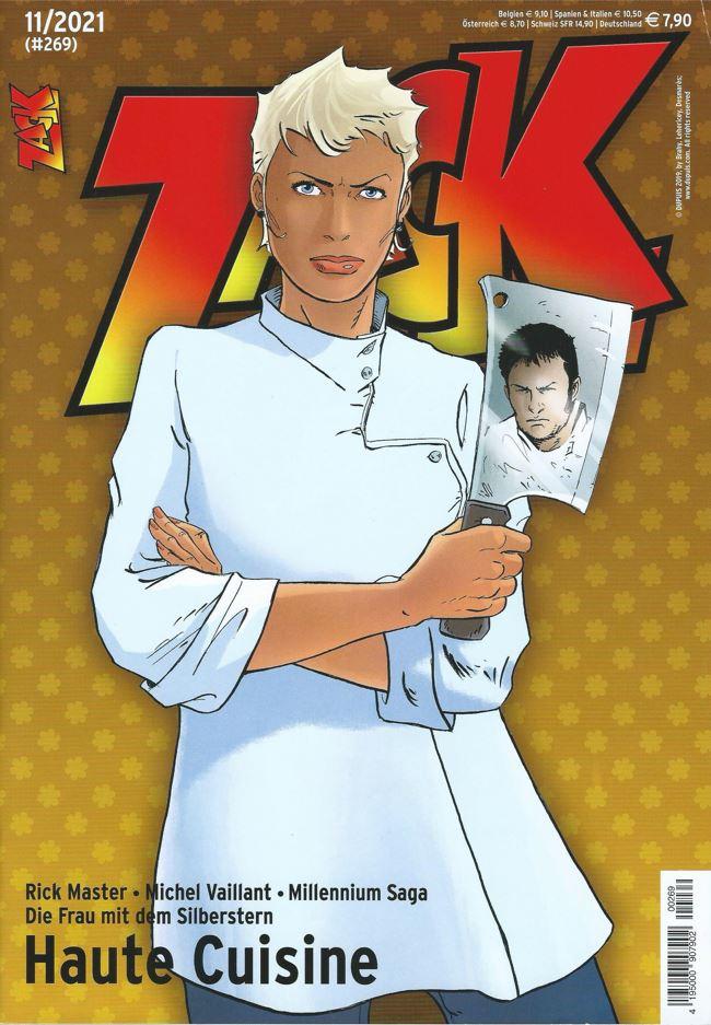 ZACK 269 Cover