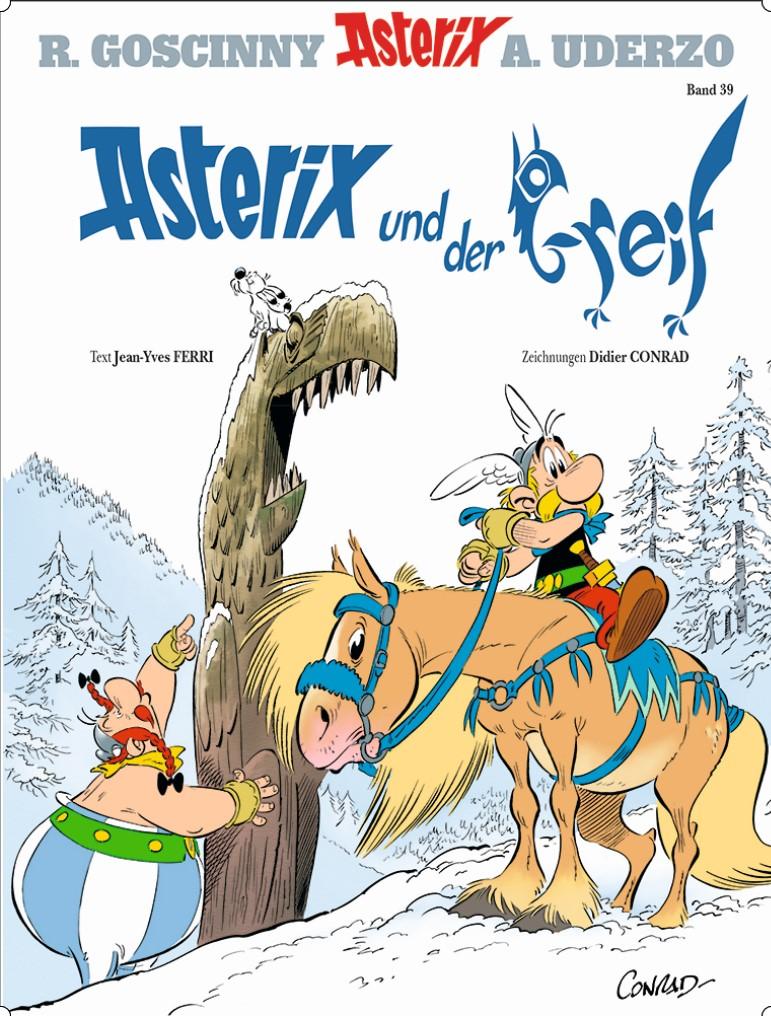 Cover Asterix 39