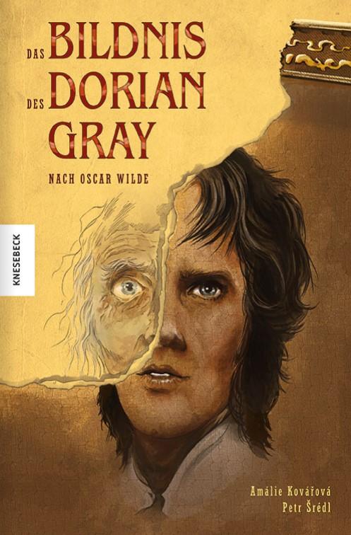 Kovarova/Sredl - Das Bildnis des Dorian Gray - Cover