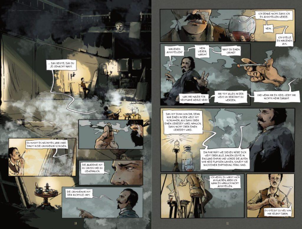 Das Bildnis des Dorian Gray - page 10/11