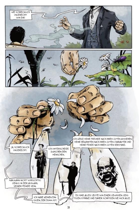 Das Bildnis des Dorian Gray - page 24