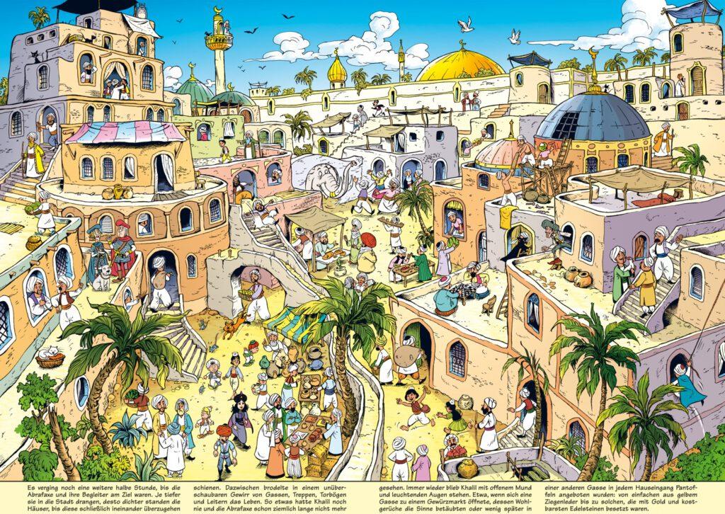 Mosaik 550 Seite 14/15